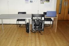 The Sound Desk